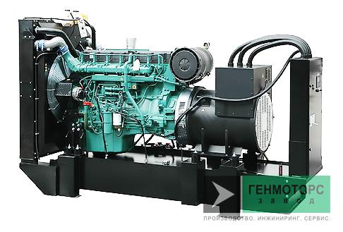 Дизельный генератор (электростанция) FOGO FDF500VS