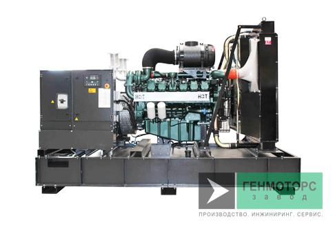 Дизельный генератор (электростанция) Gesan QI 470 ME