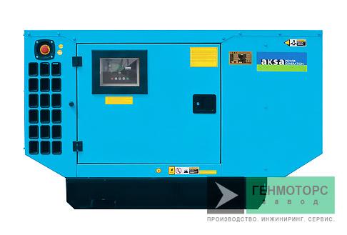 Газопоршневая электростанция (ГПУ) AKSA APG 62
