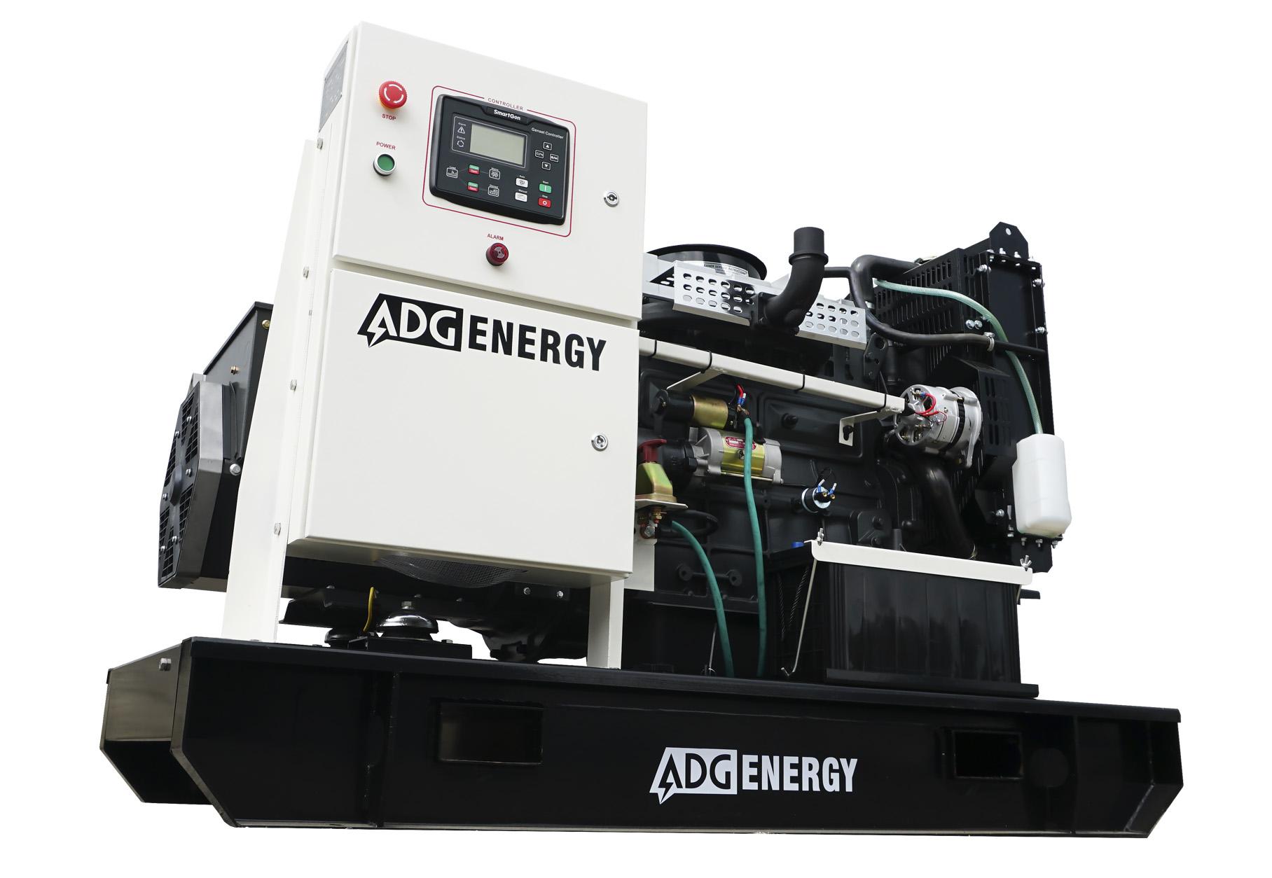 Дизельный генератор (электростанция) ADG-ENERGY AD40-Т400