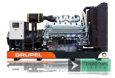 Дизельный генератор (электростанция) G2475MSGR Grupel