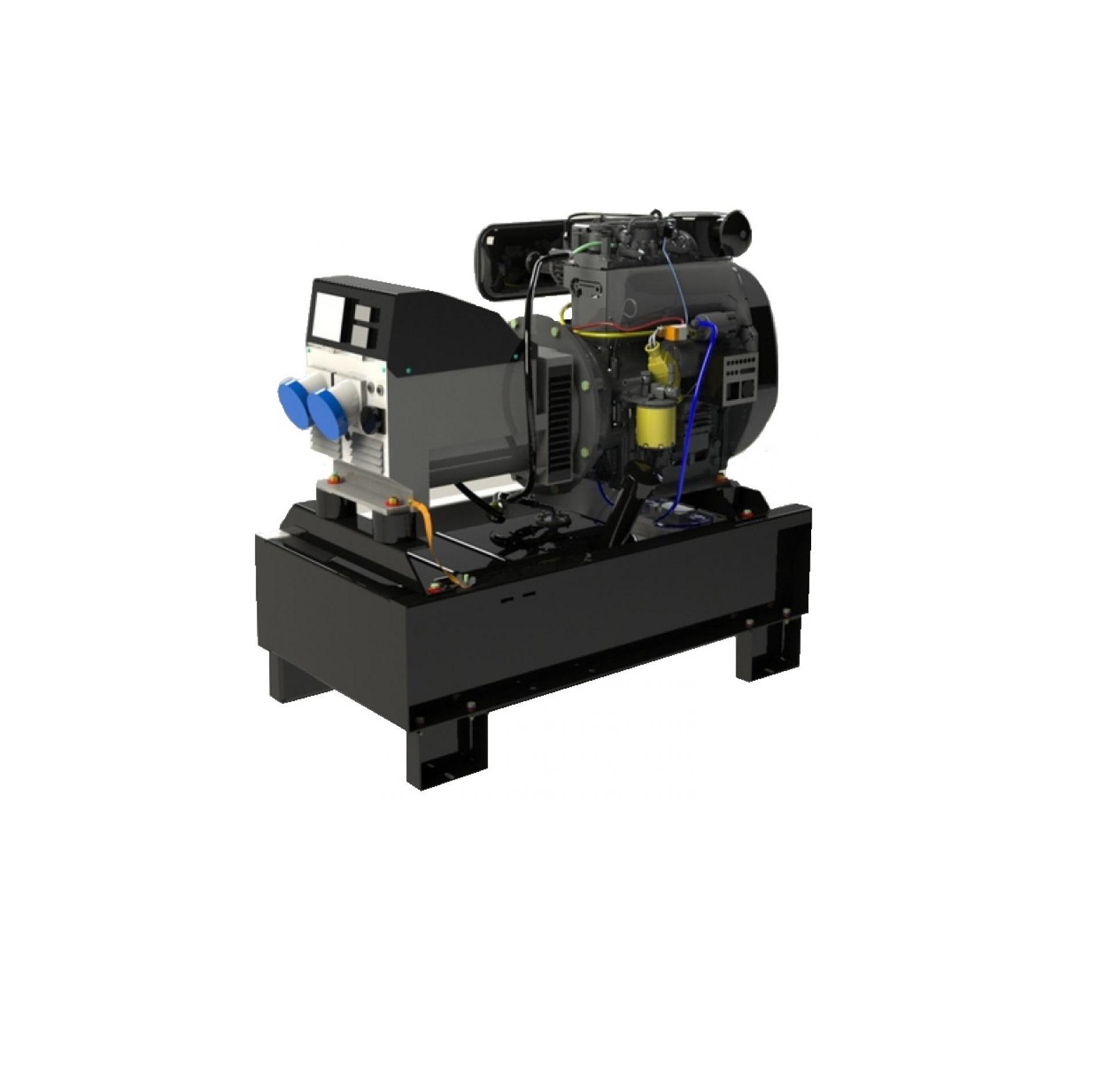 Дизельный генератор (электростанция) ВЕПРЬ АДП 16-Т400/230 ВЛ-БС