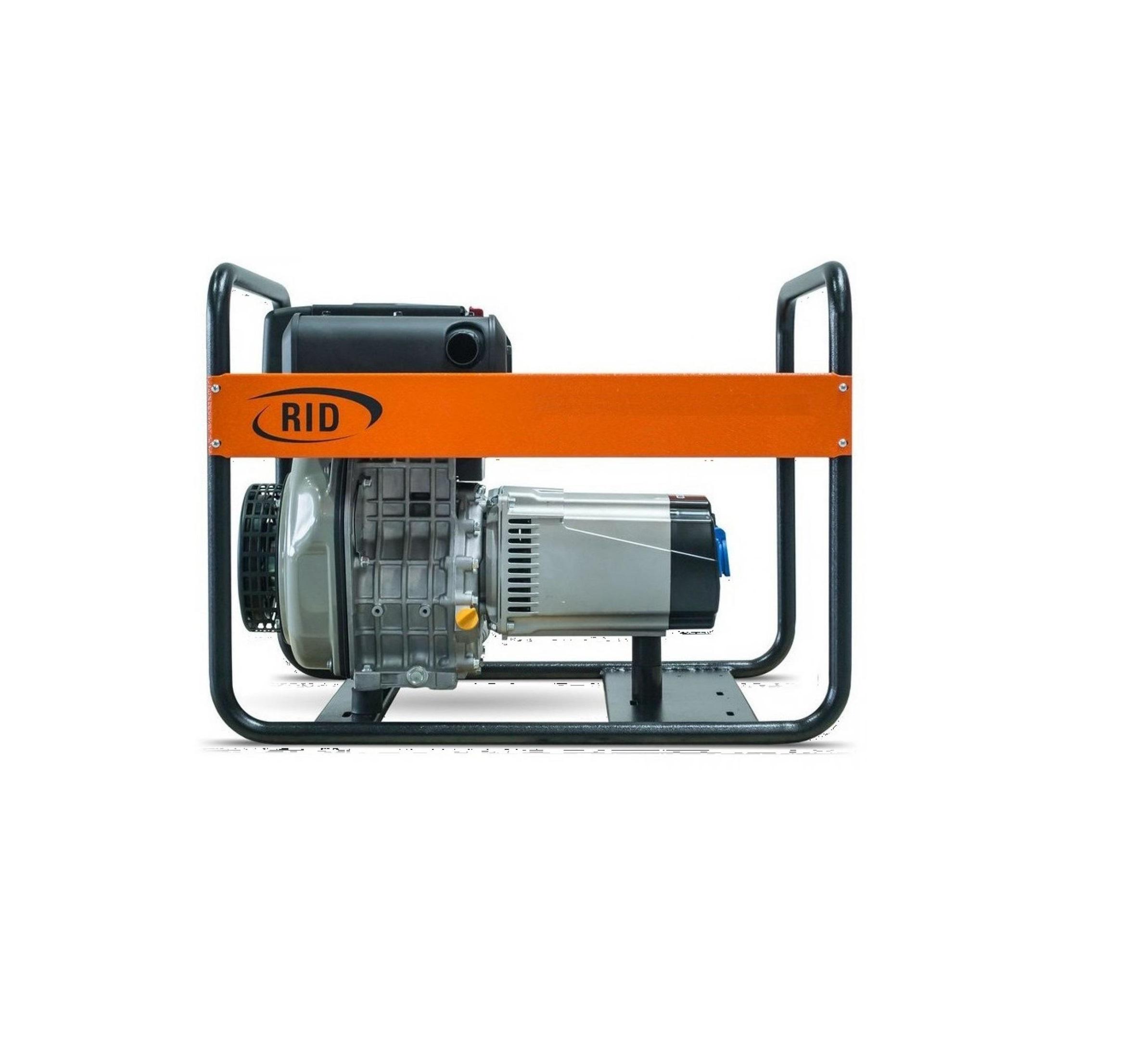 Дизельный генератор (электростанция) RID RY 6000 DE