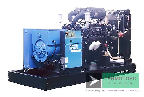 Дизельный генератор (электростанция) SDMO D550
