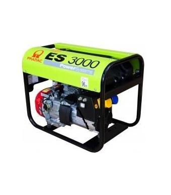 Бензиновый генератор (Бензогенератор) Pramac ES3000, 230V, 50Hz