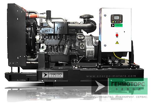 Дизельный генератор (электростанция) АД-100 IVECO
