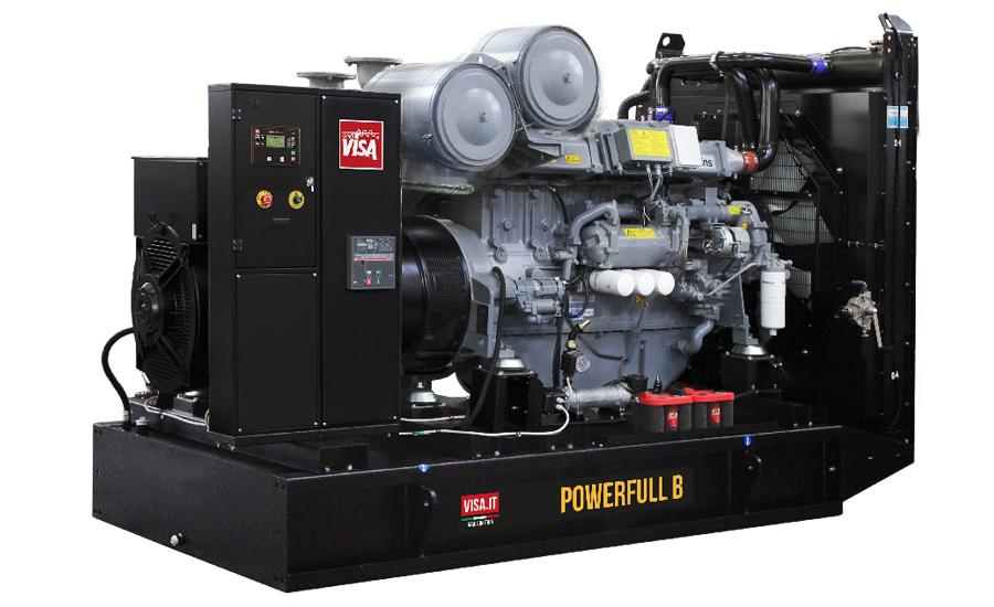Дизельный генератор (электростанция) Onis Visa C810