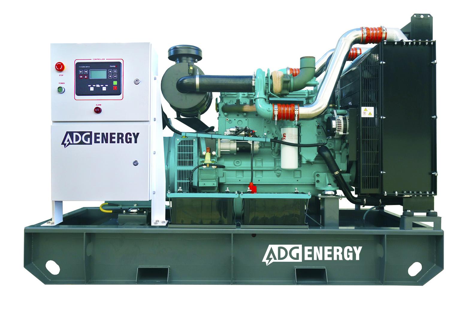 Дизельный генератор (электростанция) ADG-ENERGY AD-250C