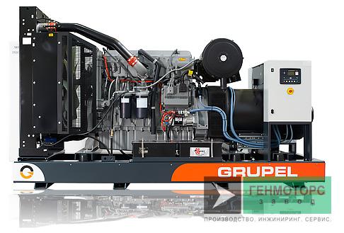 Дизельный генератор (электростанция) G1238PKGR Grupel