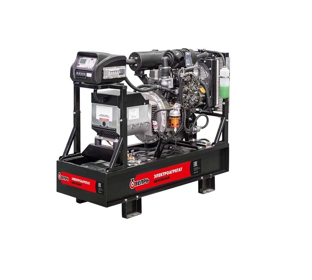 Дизельный генератор (электростанция) ВЕПРЬ АДС 10-Т400 РЯ2