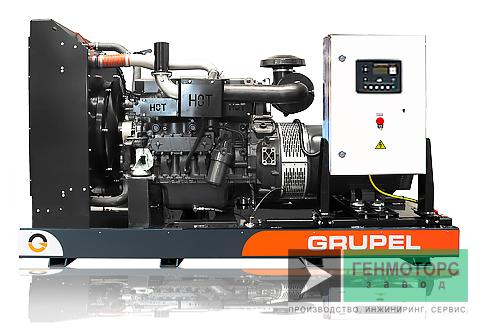 Дизельный генератор (электростанция) G660IVGR Grupel