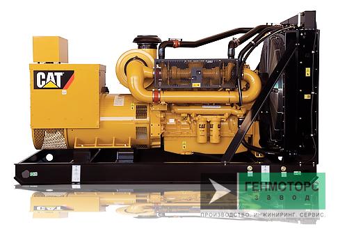 Дизельный генератор (электростанция) Caterpillar C18 Б/У