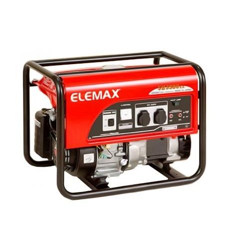 Бензиновый генератор (Бензогенератор) ELEMAX SH6500EX-R