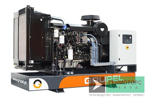 Дизельный генератор (электростанция) Grupel G2216MSST
